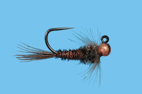 Tungsten Jig Pheasant Tail Nymph Trout Fly