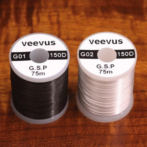 Veevus 150 Denier GSP Fly Tying Thread Gel Spun