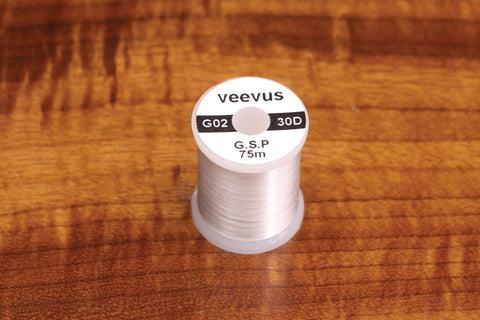 Veevus 30 Denier GSP Thread Gel Spun Fly Tying
