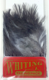 whiting coq de leon tailing pack dark dun