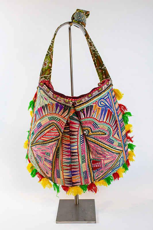 Tassle Mirror Bag