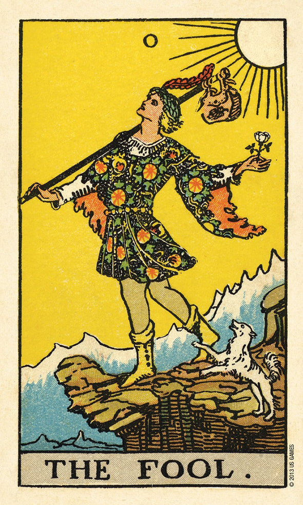 Smith-Waite Tarot Deck