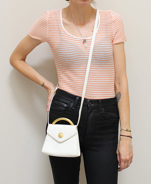 Armani Stripe Top