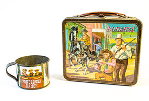 Bonanza Lunch Box