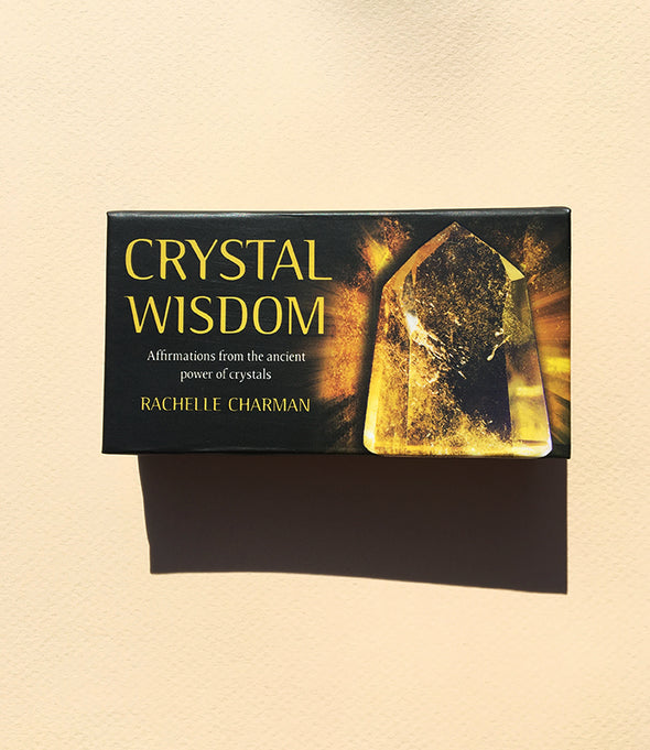 Crystal Wisdom Deck