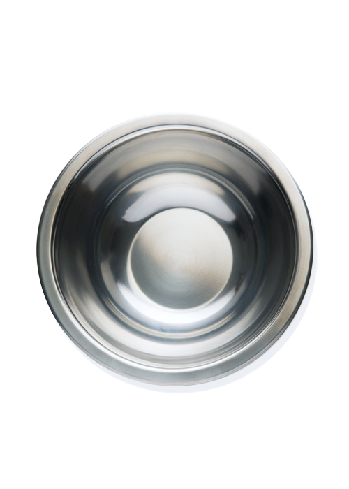 Silver Mixing Bowl- OUT OF STOCK