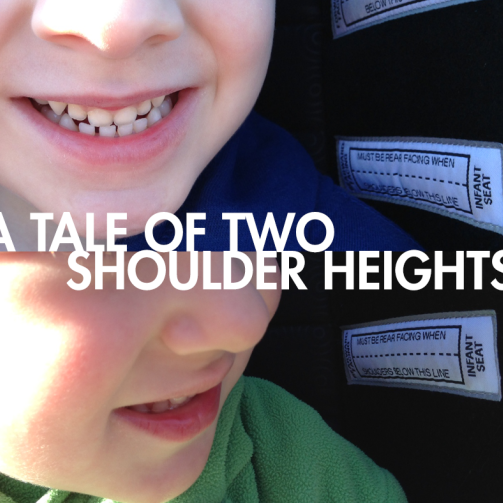 A Tale of Two Shoulder Heights