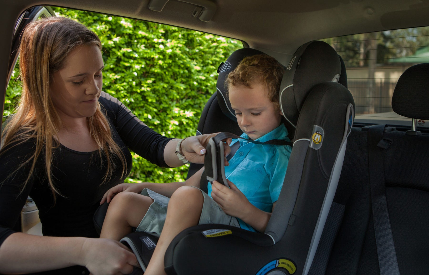 You've bought a new car seat - Now what?