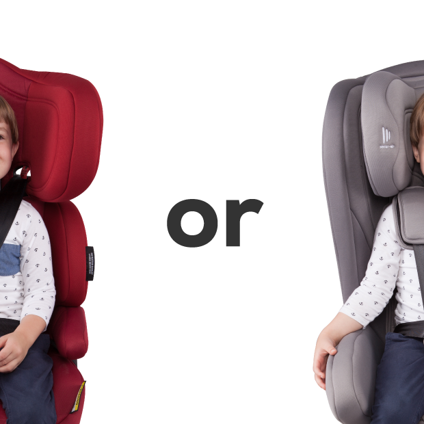 Car Seats & Booster Seats: The Differences
