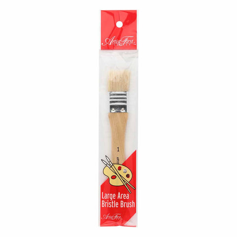 AFC Bristle Brush Short Flat Size 1 713-1
