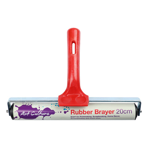 Art Culture Rubber Brayer 8in 20cm