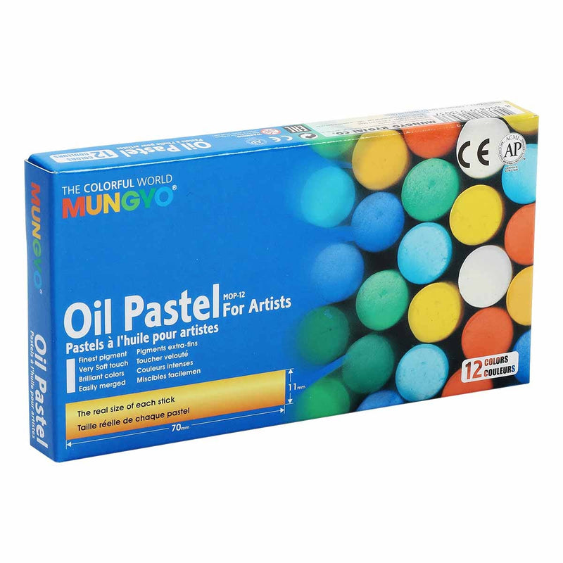 Mungyo Oil Pastels Set of 12