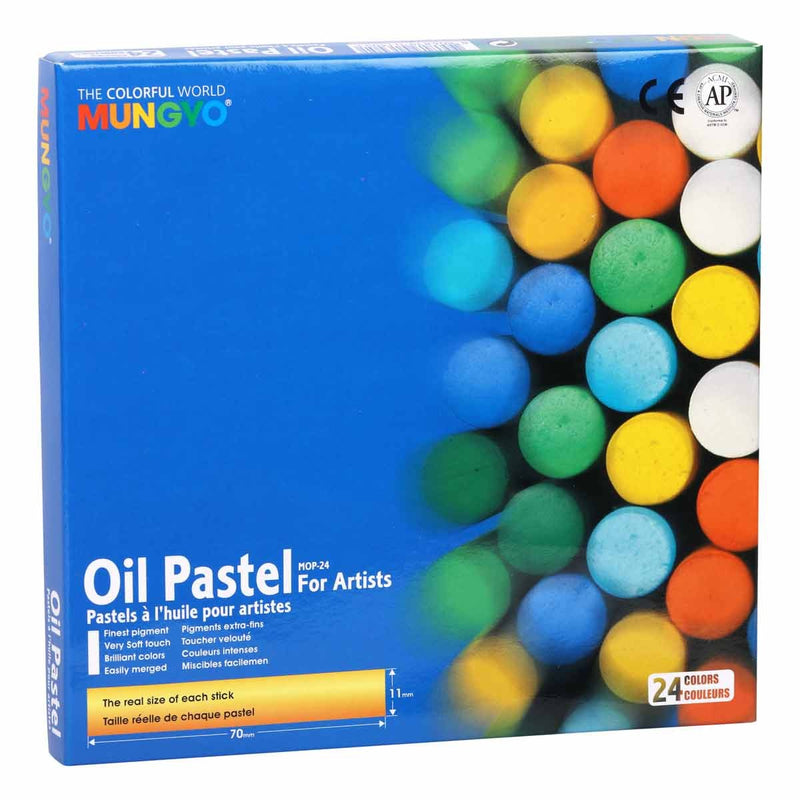 Mungyo Oil Pastels Set of 24