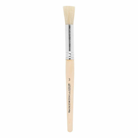 AFC Stencil Brush Size 3