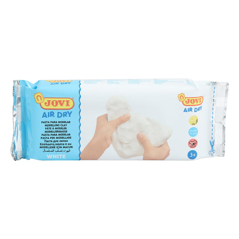 Jovi Modelling Paste Air Dry 500gm - White*