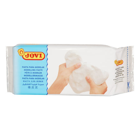 Jovi Modelling Paste Air Dry 1kg White