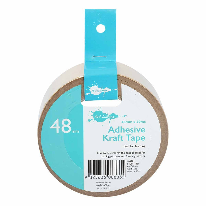 Art Culture Kraft Adhesive Tape 48mm x 50m