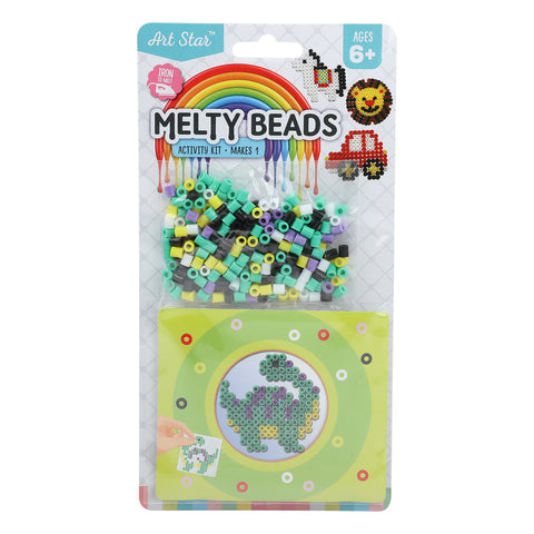 Art Star Melty Beads Small Activity Kit Assorted