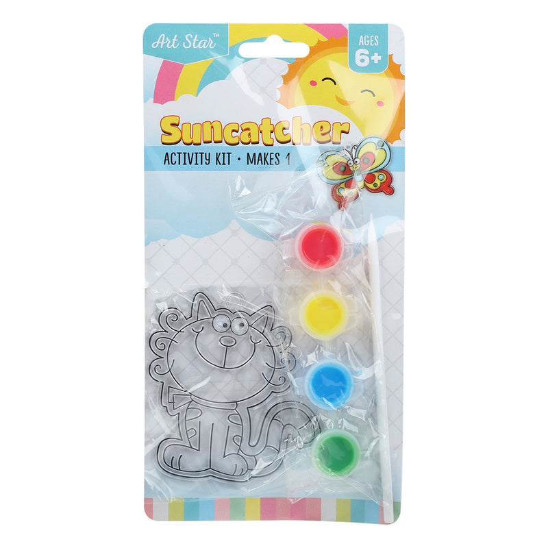 Art Star Suncatcher Small Activity Kit