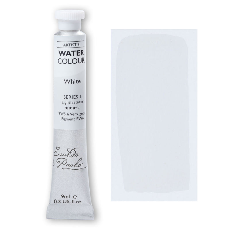 Lavender Eraldo Di Paolo Watercolour White 9ml Watercolour Paints