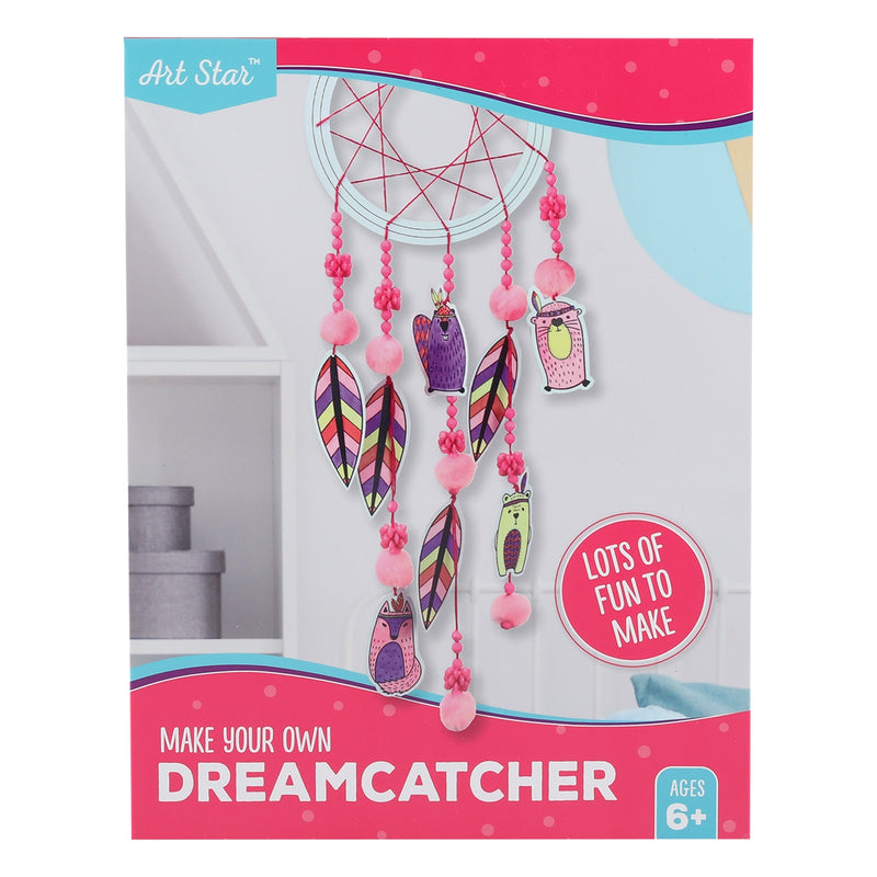 Artstar Tribal Dream Catcher Kit Makes 1