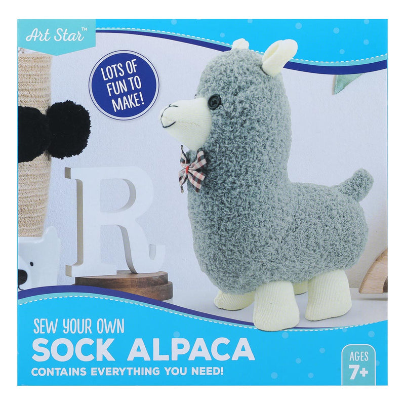 Make Your Own Alpaca Activity Kit