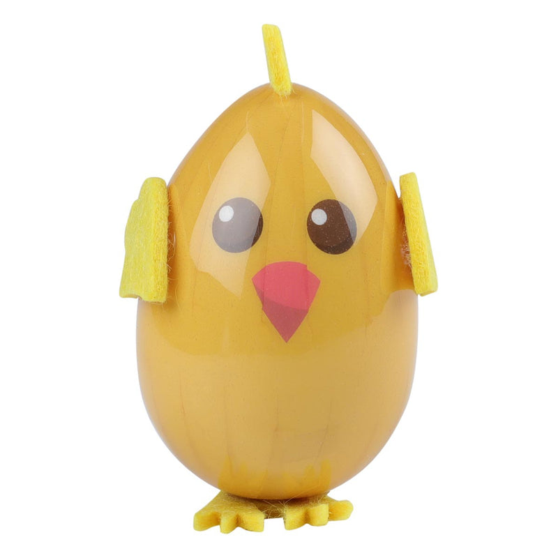 Sandy Brown Artstar Easter 3D Chick Ornament 80mm Easter