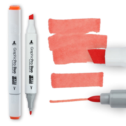 Graphic ProDuo Marker- French Vermilion