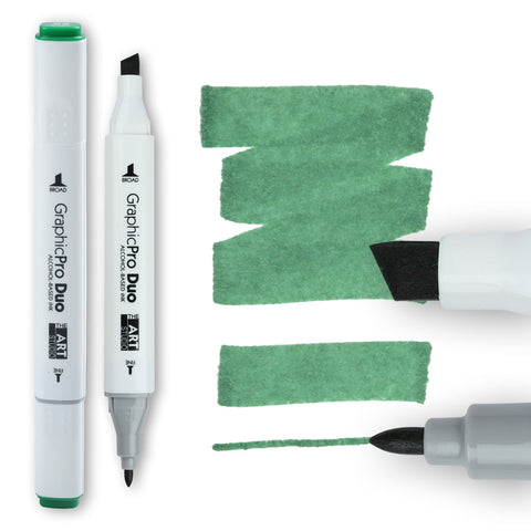 Graphic ProDuo Marker- Deep Green