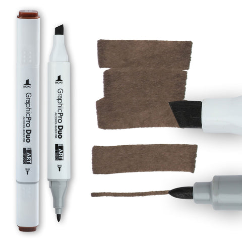 Graphic ProDuo Marker- Chocolate