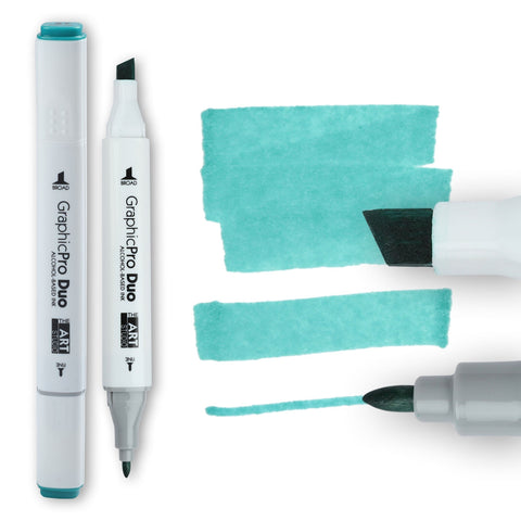 Graphic ProDuo Marker - Turquoise Green Light