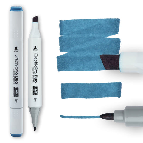 Graphic ProDuo Marker- Royal Blue
