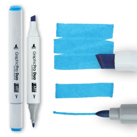 Graphic ProDuo Marker- Indian Blue