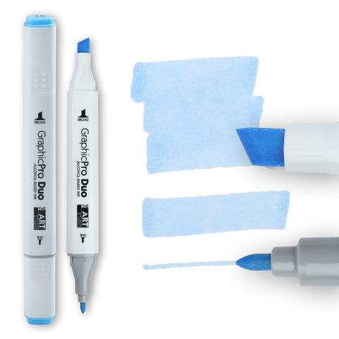 Graphic ProDuo Marker- Sky Blue