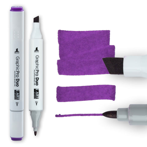 Graphic ProDuo Marker- Deep Violet