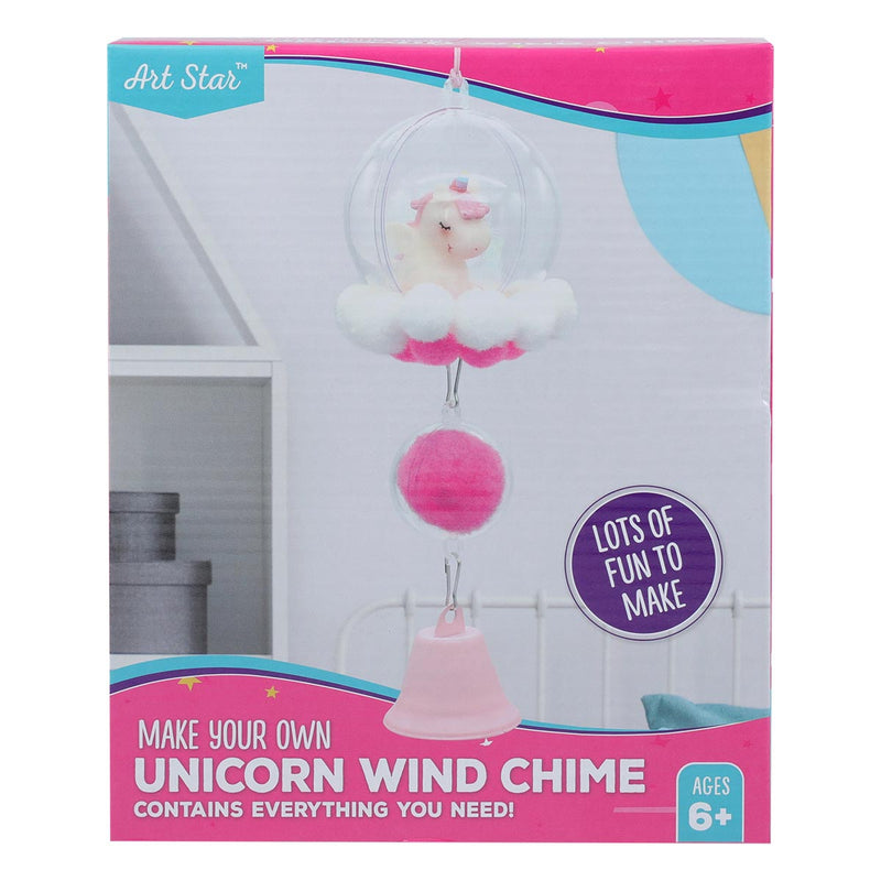 Art Star Make Your Own Unicorn Wind Chime Kit