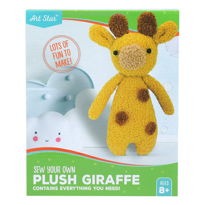 Sew Your Own Plush Giraffe Activity Kit