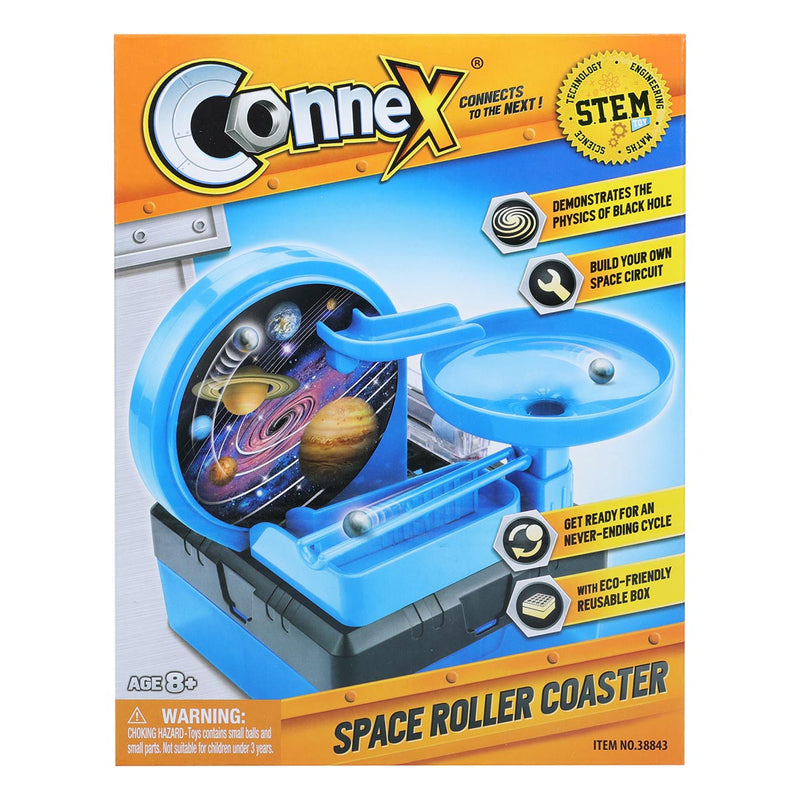 Connex Space Roller Coaster
