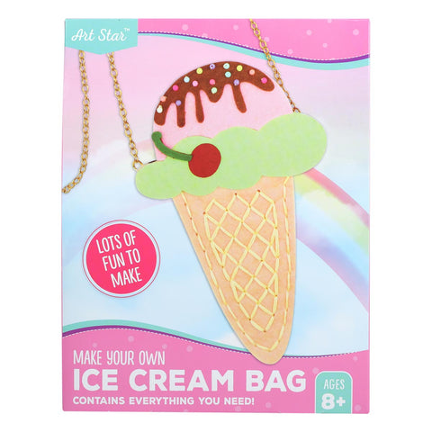 Artstar MYO Felt Ice Cream Bag Makes 1