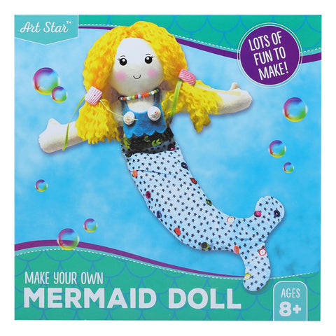 Artstar MYO Mermaid Doll Makes 1