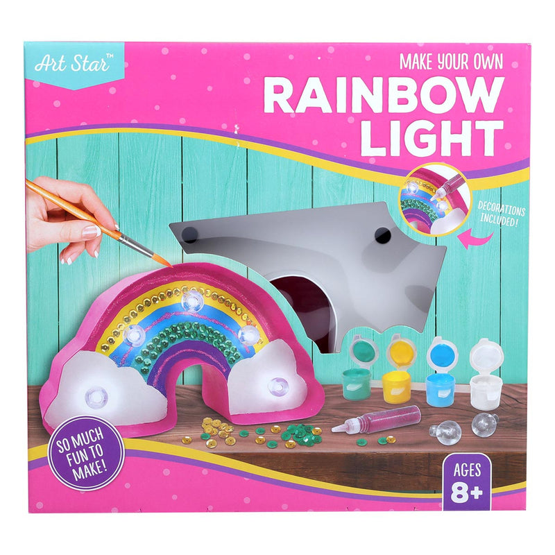 Art Star Make Your Own Rainbow Light Kit