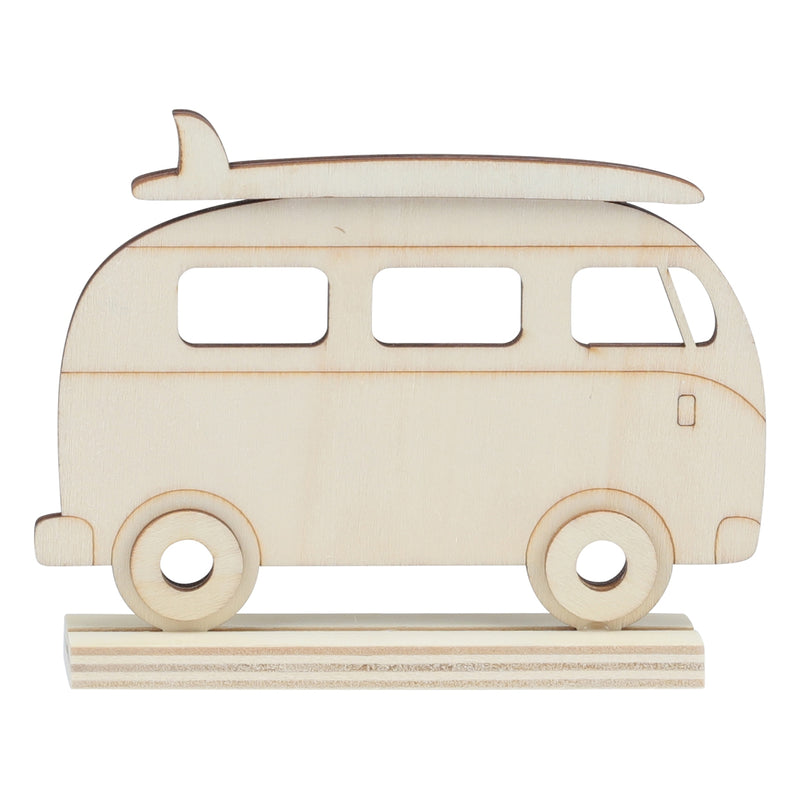 Urban Crafter Plywood Surf Van Table Topper