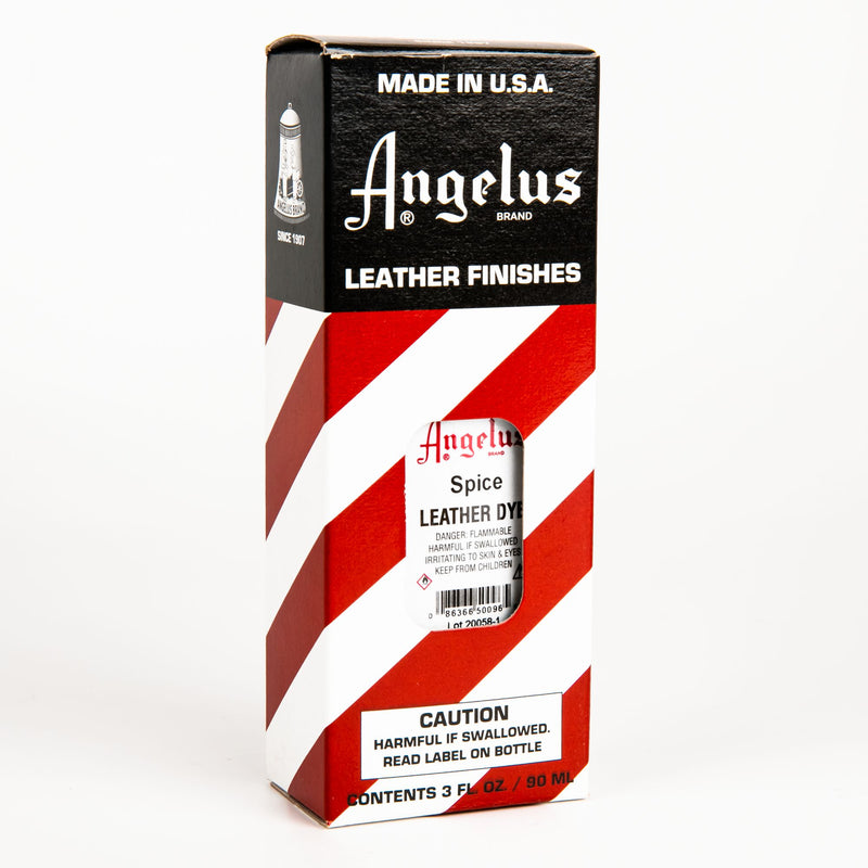 Red Angelus Leather Dye Spice
