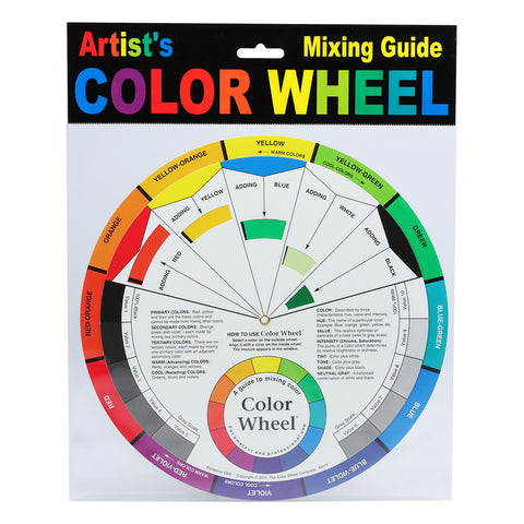 Artists Colour Wheel Large