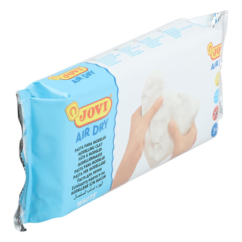 Jovi Modelling Paste Air Dry 500gm White