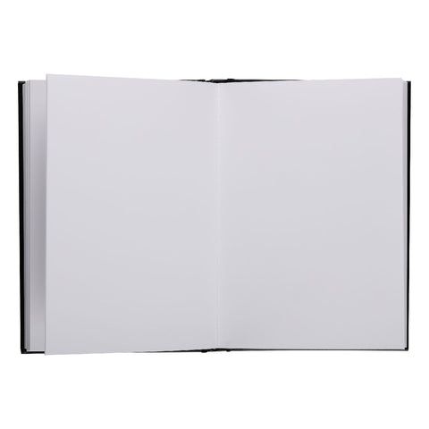 Holcroft A5 Hard Back Travel Sketch Book 110gsm 96 Sheets