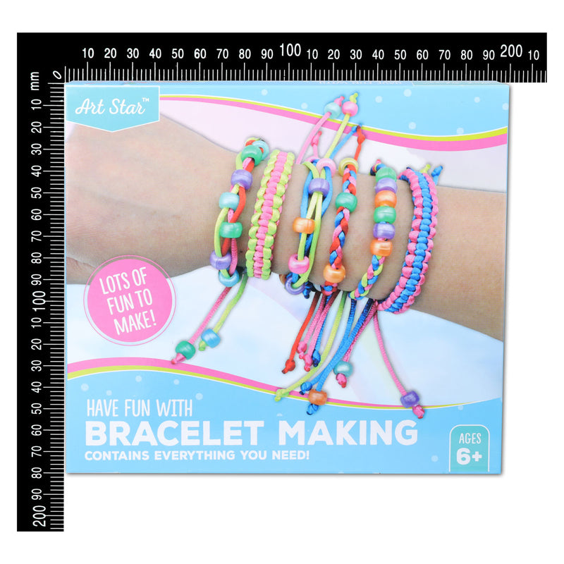 Art Star Bracelet Making Activity Kit