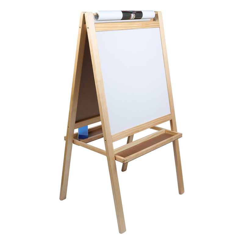 Tan Tim & Tess 3 in 1 Activity Easel Kids Easels