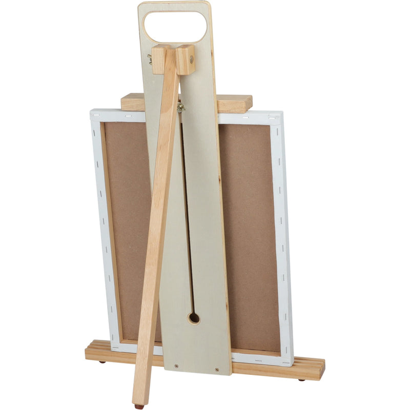 Gray The Art Studio DUO Table Top Studio Easel Easels And Cases