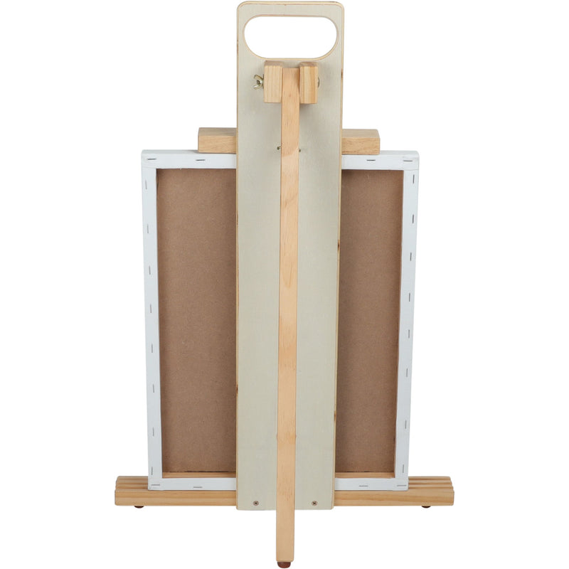 Dim Gray The Art Studio DUO Table Top Studio Easel Easels And Cases